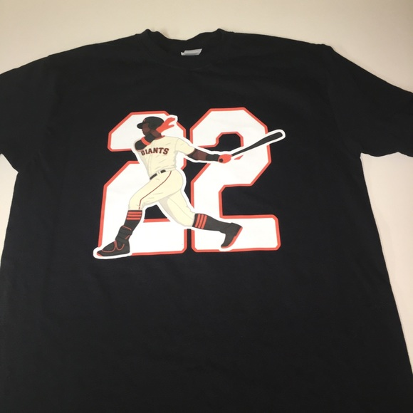 check out 4ad52 fcb56 San Francisco Giants Andrew McCutchen Shirt NWT